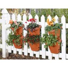 Vertical <b>Garden Planters</b> - <b>Planters</b> - The Home Depot