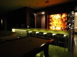 bar with led lighting bar lighting design