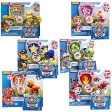 <b>Genuine Paw Patrol</b> 1pc <b>Paw Patrol</b> Mini toy action Figures ...