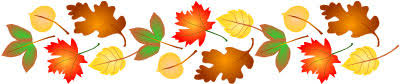 Image result for fall border images