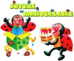 Résultats de recherche d'images pour «gif animé anniversaires»