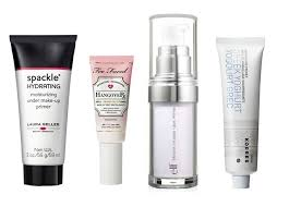 dry skin face primers