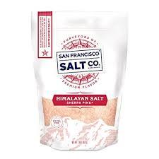 Sherpa Pink Gourmet Himalayan Salt - 2 lbs. Extra ... - Amazon.com