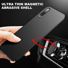 Ultra thin Magnetic <b>Hard Matte PC</b> Phone Case For Huawei P30 ...
