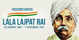 Image result for lala lajpat rai