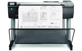 <b>HP DesignJet T830</b> Multifunction Printer