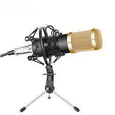 Speech Recording <b>Condenser</b> Microphone Wired For Computer ...