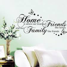 wall decal family art bedroom decor vinyl quotes wall stickers home decor butterfly patterns adesivo de parede removable room decorative wall decal