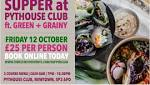 SUPPER at PYTHOUSE CLUB ft. GREEN + GRAINY - Pythouse Club