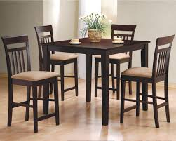 tabacon counter height dining table wine: ridgewood counter height drop leaf dining table with storage black