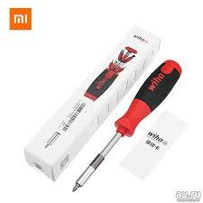 <b>Отвертка Xiaomi</b> Mijia <b>Wiha 26</b> в 1 новая в наличии, гарантия, Чек ...