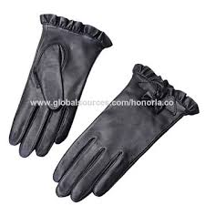 China <b>leather gloves</b>,<b>touch screen</b>,fashion,lady glloves from Jinan ...