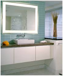 bathroom mirror upgrade