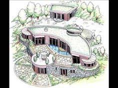 ideas about Earthship Plans on Pinterest   Earthship    Organic Sacred Geometry House Plans