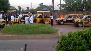VIO Off Lagos Roads For Retraining.