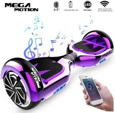 <b>Mega Motion</b> Electric Scooter <b>E1</b>-6.5 inch Segway - Bluetooth - EU ...