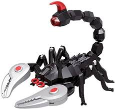 Mechanical Spray Scorpion <b>Electric Remote Control Tricky</b> Spoof ...