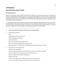appendix b interview discussion guide response to extreme page 93