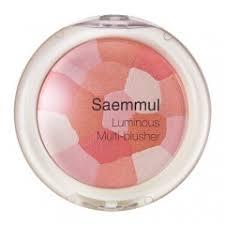 <b>Румяна</b> с минеральным комплексом The Saem Saemmul ...