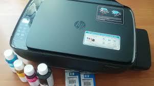 Обзор МФУ <b>HP Ink Tank</b> 415: печатает почти бесплатно