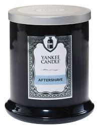 <b>Ароматическая свеча</b> Barbershop Aftershave Yankee Candle ...