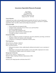 insurance agent resume sample com insurance agent resume sample and get inspiration to create a good resume 12
