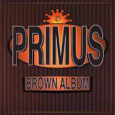 <b>Primus</b> - <b>Brown Album</b> - LPx2+ – Rough Trade