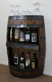 2 wine barrel chairs whiskey barrel bar with shelf reclaimed whiskey barrel bar barrel furniture whiskey arched napa valley wine barrel