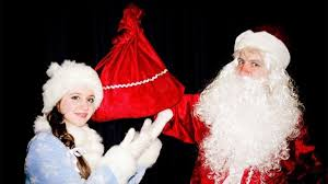<b>Дед Мороз с</b> антителами к коронавирусу рассказал о работе в ...