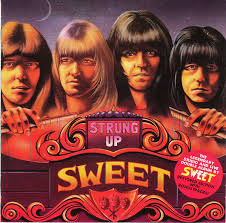 The <b>Sweet</b> - <b>Strung Up</b> (2016, CD) | Discogs