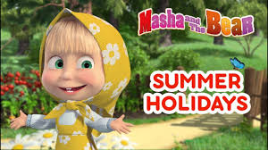 Masha And The Bear - <b>Summer Holidays</b>     - YouTube