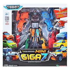 <b>Tobot</b> Трансформер Гига 7 Мини