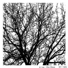 <b>ZhuoAng</b> With luxuriant foliage Tree Clear Stamps/Seal For DIY ...