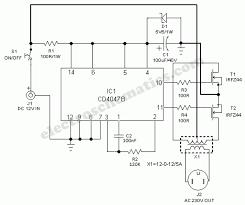 circuit diagram for inverter ireleast info solar power inverter circuit wiring circuit