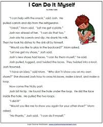 1st Grade Reading Comprehension WorksheetsReading Comprehension Activities