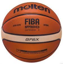 <b>Мяч баскетбольный Molten</b> BGF6X <b>№6</b> – купить в интернет ...