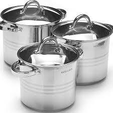 <b>27550 Набор</b> посуды 6пр 4+5,3+6,8л <b>Mayer&Boch</b> (х2), купить на ...