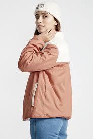 Купить <b>куртку женскую Billabong Reversible</b> Cacao (Q3JK14-BIF9 ...