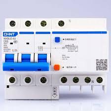 Online Shop CHNT CHINT NXBLE-63 3P+N 6A 10A 16A 20A 25A ...