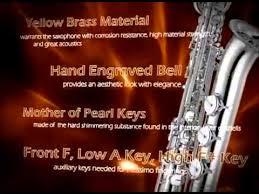 YTS 82Z Custom Z Bb Tenor <b>Saxophone</b>; Annealed; With Custom ...