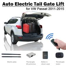 <b>Auto Electric Tail</b> Gate Lift for Volkswagen VW Passat 2011 2015 ...