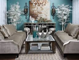 living room furniture spaces inspired: calming coastal chic living room inspired by tranquil spa colors