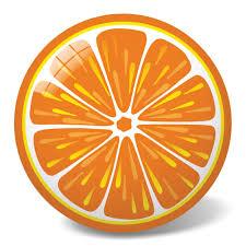 <b>Мяч Star Апельсин 23</b> см (11/2944) - 【Будинок іграшок】 купить в ...
