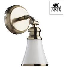 Бра <b>arte lamp</b> vento <b>a9231ap</b>-<b>1ab</b> с бесплатной доставкой!