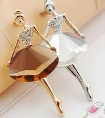 (1PC) <b>Korean</b> jewelry wholesale Ballet <b>girl Fashion temperament</b> ...