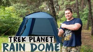 Палатка <b>Trek Planet</b> Rain Dome: пикник состоится в любую погоду ...