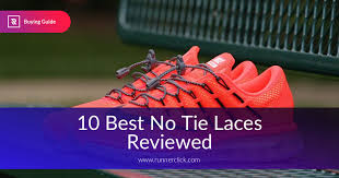 Best <b>No Tie Shoelaces</b> Reviewed & Tested in 2019 | RunnerClick