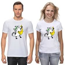 """<b>Парные футболки</b> c популярными принтами """"кошки"""" - <b>Printio</b>"""