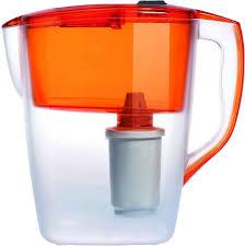"""Фильтр-<b>кувшин Гейзер</b> """"<b>Геркулес</b>"""", цвет: <b>оранжевый</b>, 4 л ..."""
