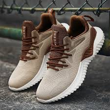 <b>2019 Hot Sale</b> Four Seasons Running Shoes <b>Men</b> Lace up Athletic ...